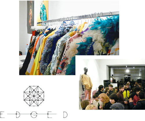 JUNGDESIGNER ENTDECKEN  IM EDGED SHOWROOM