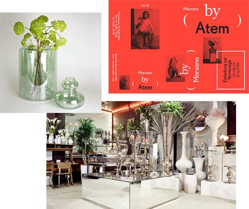 marsano ein blumenladen pop up store. Black Bedroom Furniture Sets. Home Design Ideas