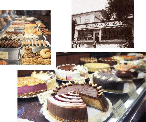 Konditorei rabien berlins bester baumkuchen und mehr for Kuchen berlin steglitz