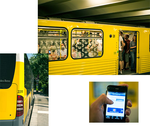 TOUCH & TRAVEL — APP FOR HASSLE FREE CITY COMMUTES