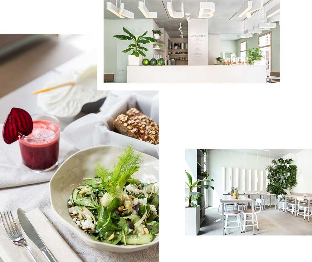 Gross Berlin gross recommends the klub kitchen