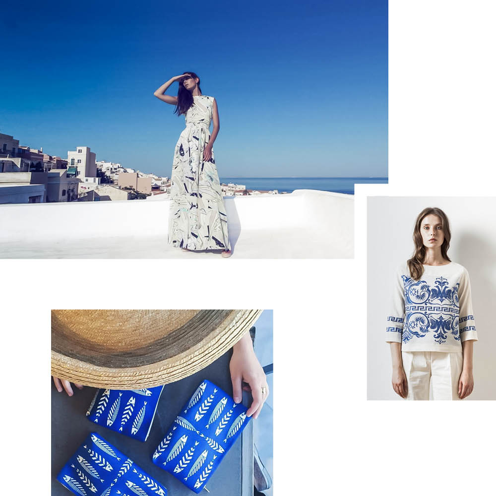 WITH LOVE FROM ATHENS — THE LITTLE GREEK POP UP STORE