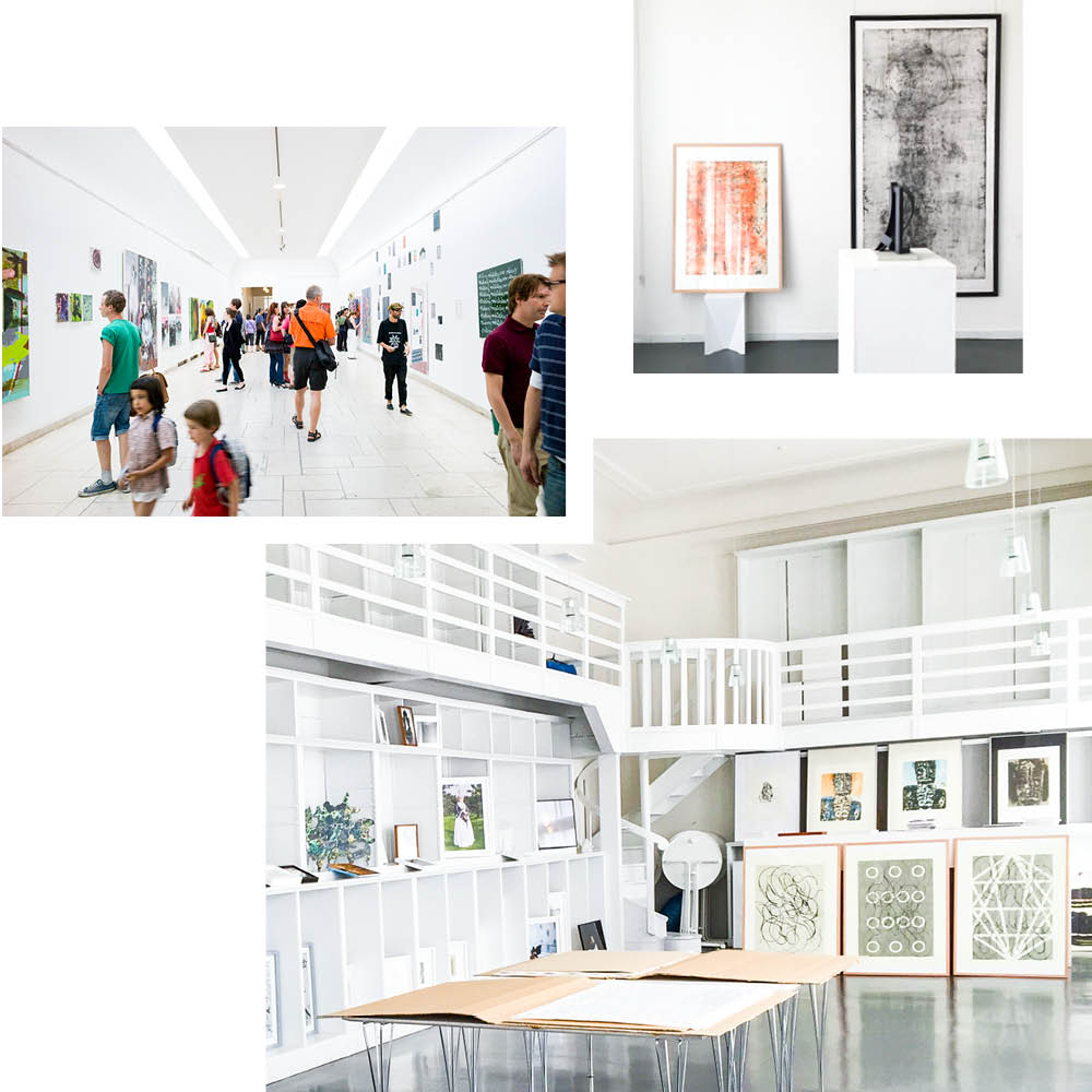 INVEST IN CONTEMPORARY ART AT UDK'S OPEN DAYS