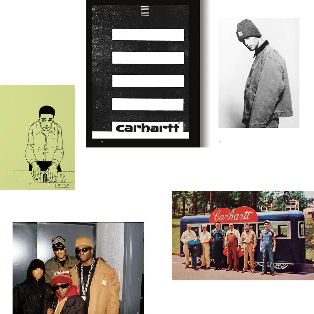 THE CARHARTT WIP ARCHIVES RELEASE-PARTY