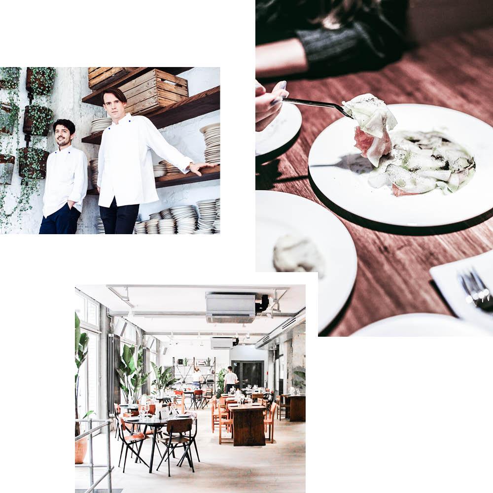 GUT ESSEN & GUTES TUN: DAS CHARITY-DINNER IM THE STORE