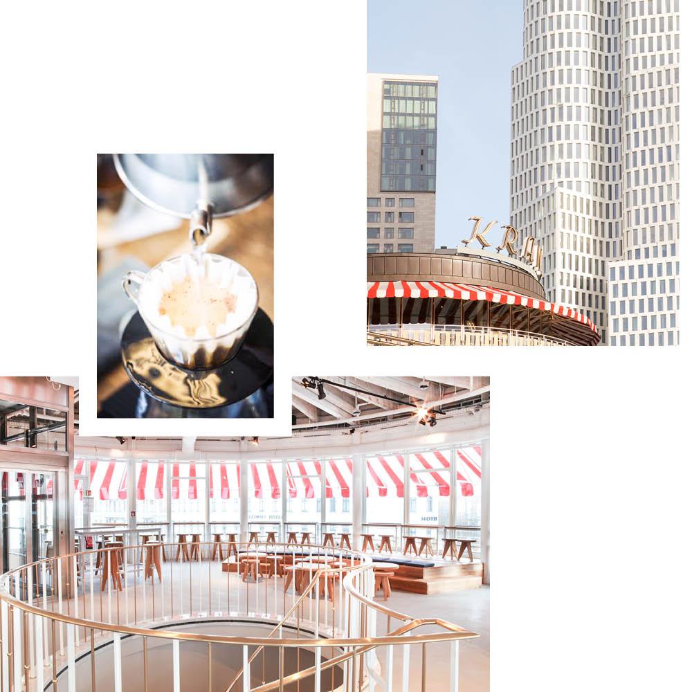 THE BARN IM CAFÉ KRANZLER: DIE RÜCKKEHR EINER INSTITUTION
