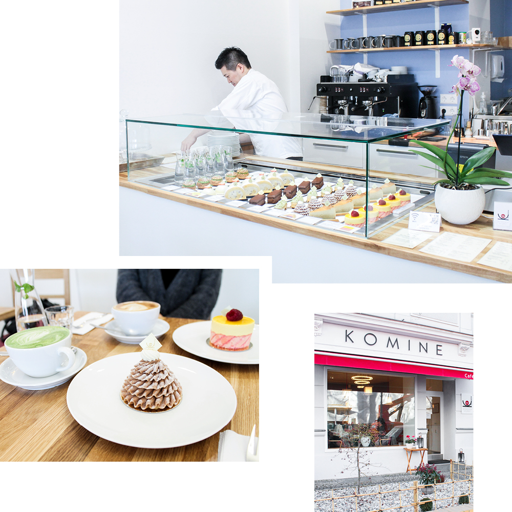 AKIKO WATANABE RECOMMENDS: PERFECT PASTRY AT CAFÉ KOMINE