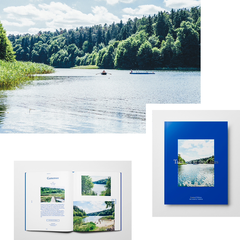 TAKE ME TO THE LAKES — DER PERFEKTE SOMMER-GUIDE