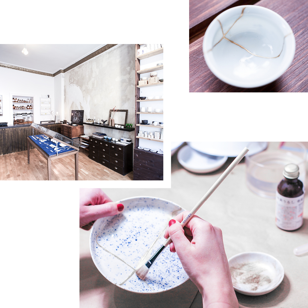 KINTSUGI: THE ANCIENT JAPANESE ART OF POTTERY REPAIR