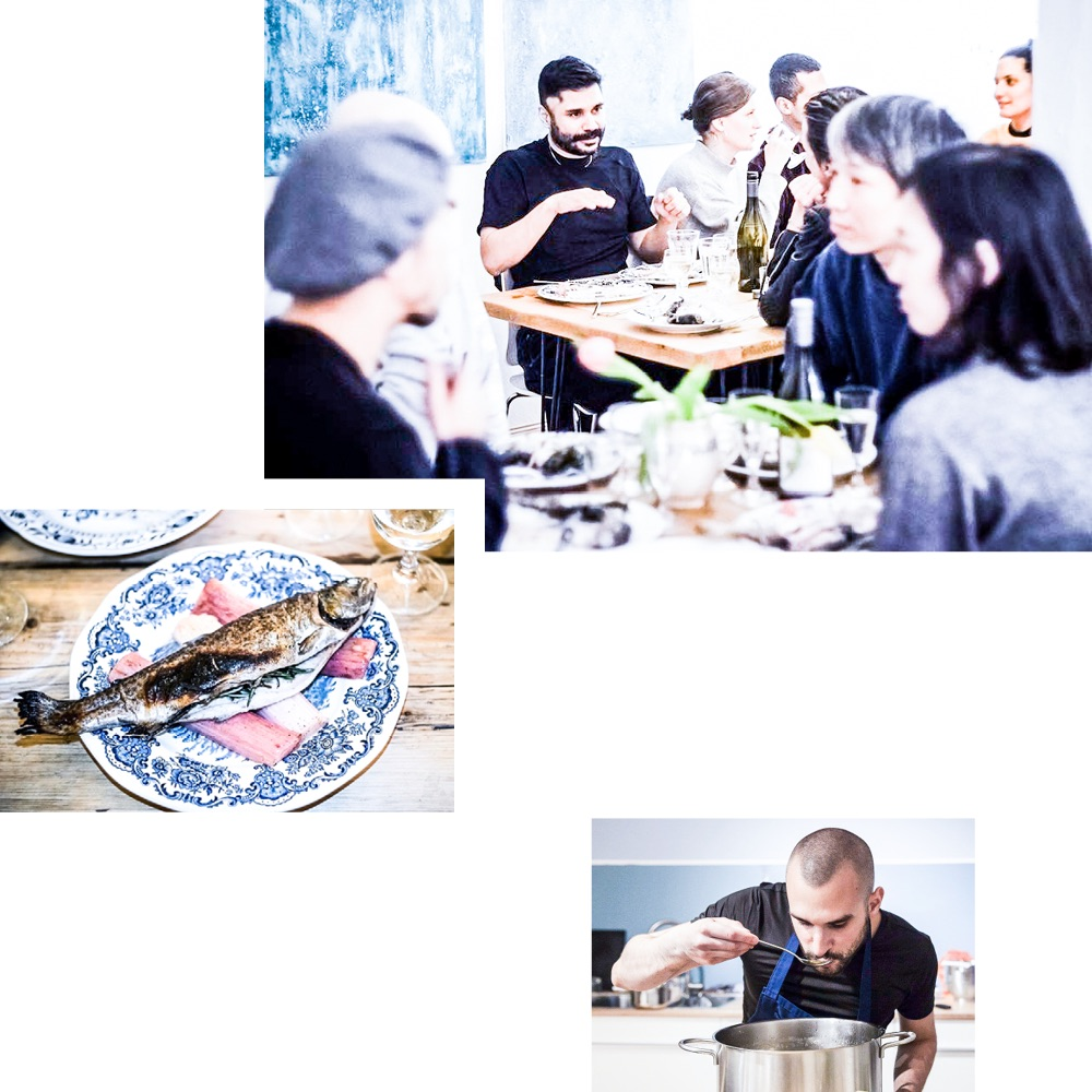 ANJA MARTIN EMPFIEHLT: AN INTRODUCTION TO (SUPPER CLUB)