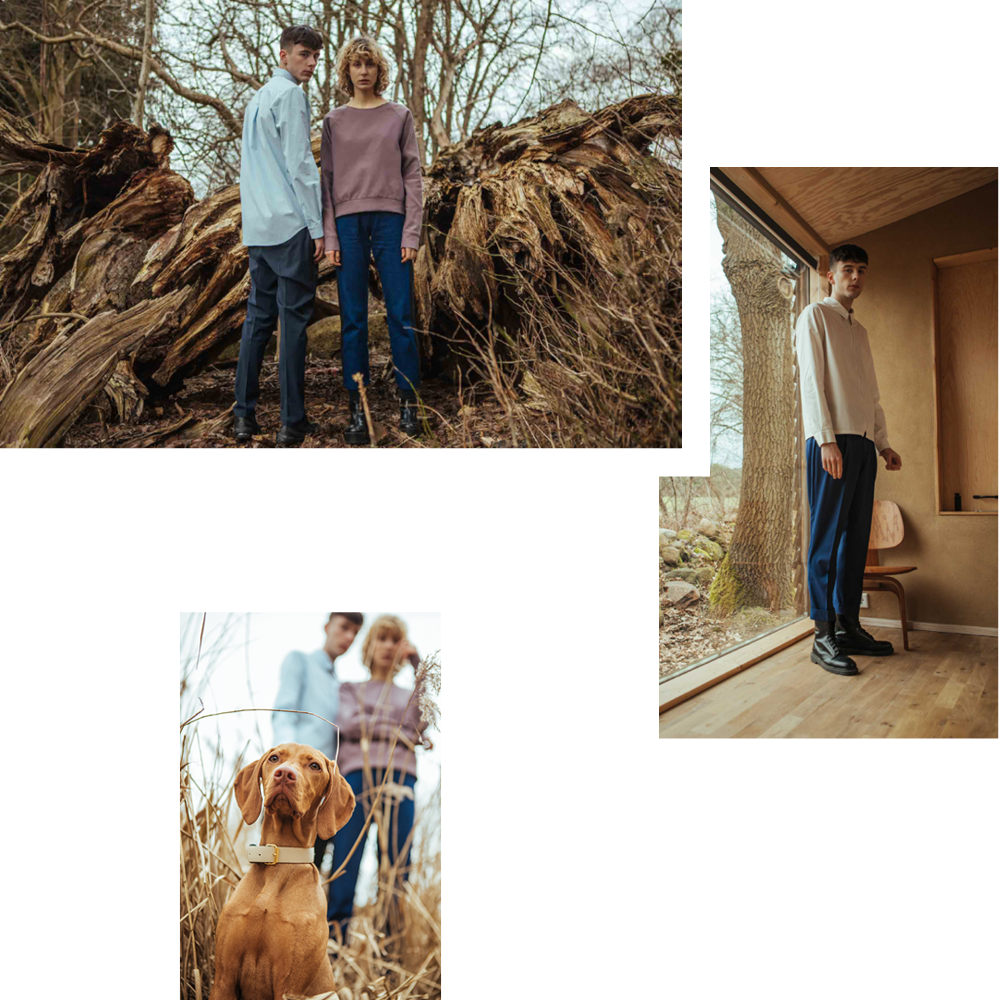HUND HUND — SUSTAINABLE ATTIRE FOR MAN, WOMAN & DOG