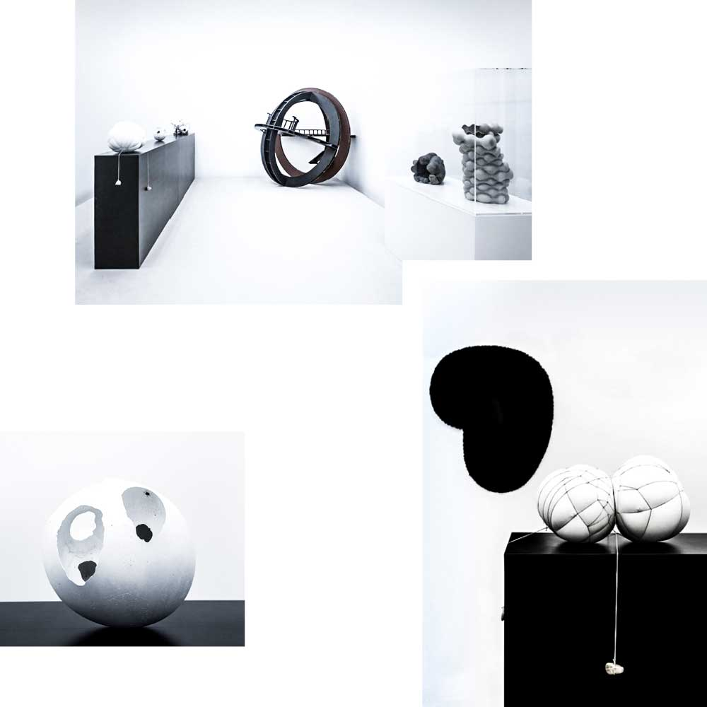 NEW SPHERES — ART AND CERAMICS AT JOHNENPRIVAT