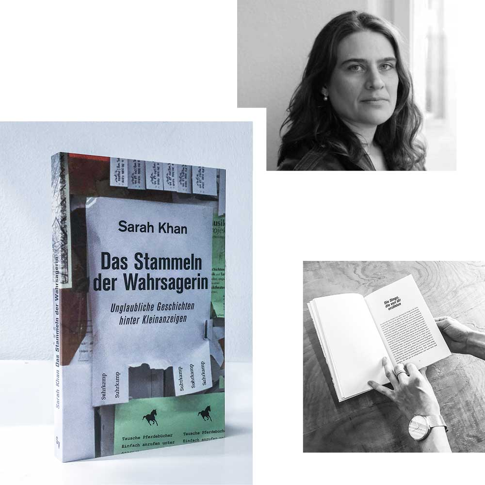 SARAH KAHN'S NEW BOOK DELVES DEEP INTO EBAY KLEINANZEIGEN