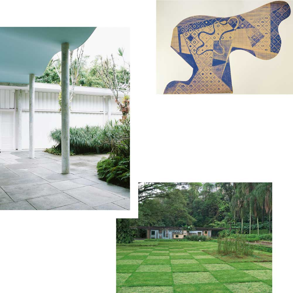 THE LIFE'S WORK OF A BRAZILIAN MODERNIST: ROBERTO BURLE MARX