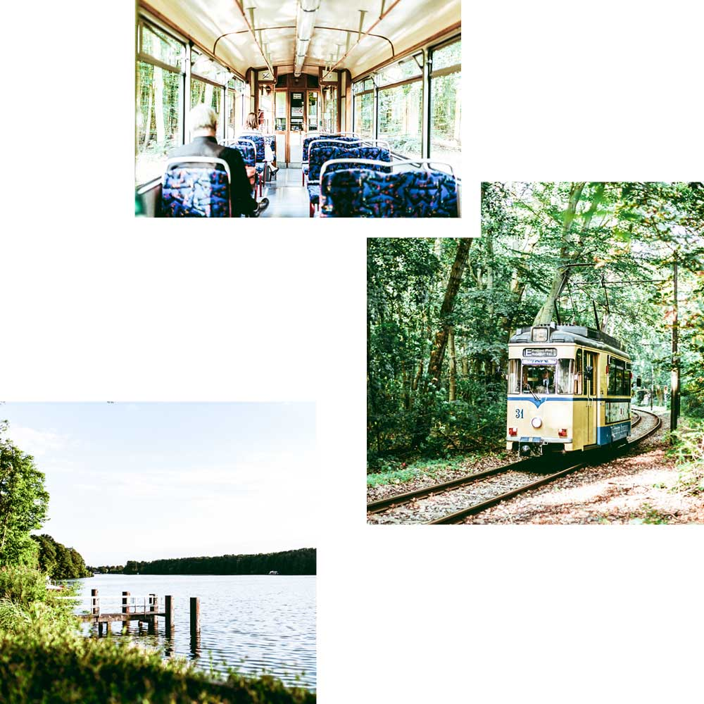 CHRISTIAN METZNER RECOMMENDS: WOLTERSDORF TRAM