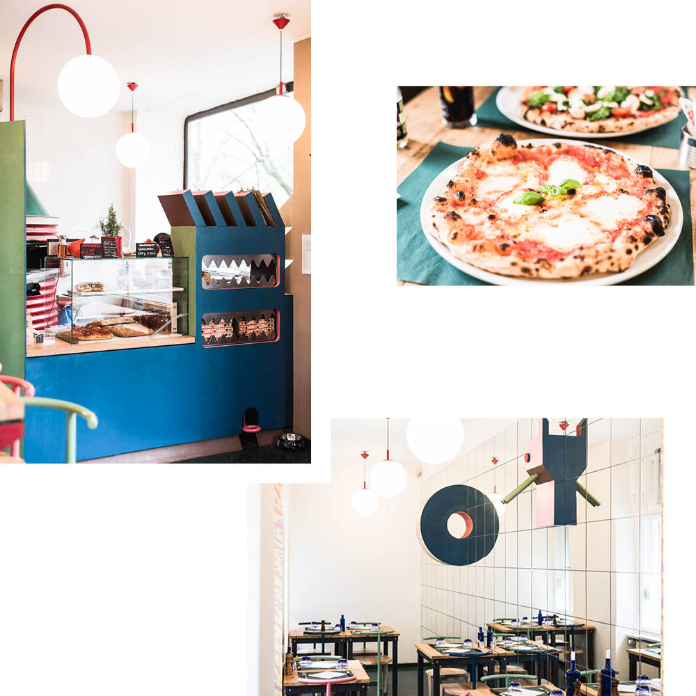 AMMAZZA CHE PIZZA: AN ITALIAN RESTAURANT WITH SPUNK