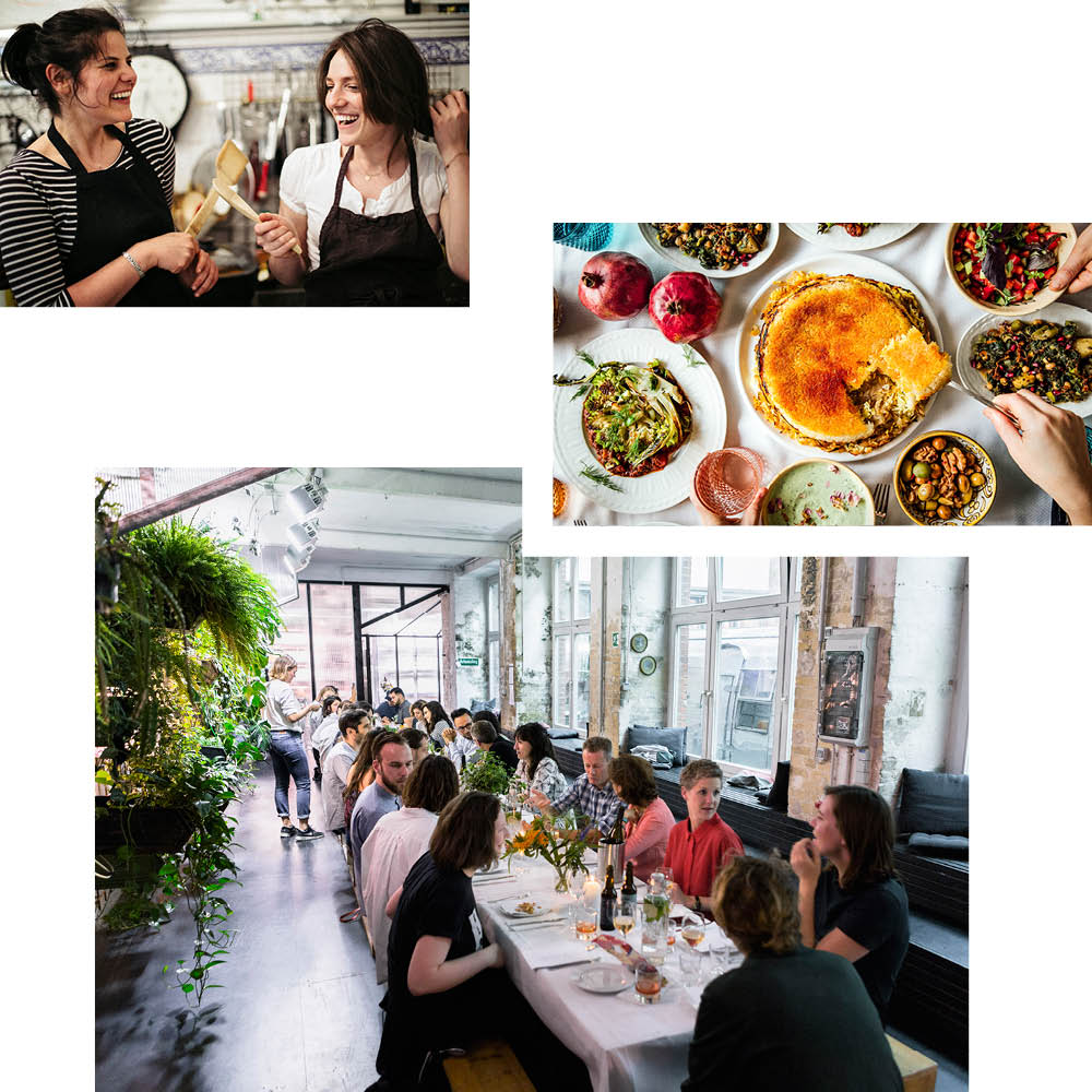 DON'T MISS THIS POP-UP: ROCKET & BASIL'S PERSIAN VEGGIE FEAST