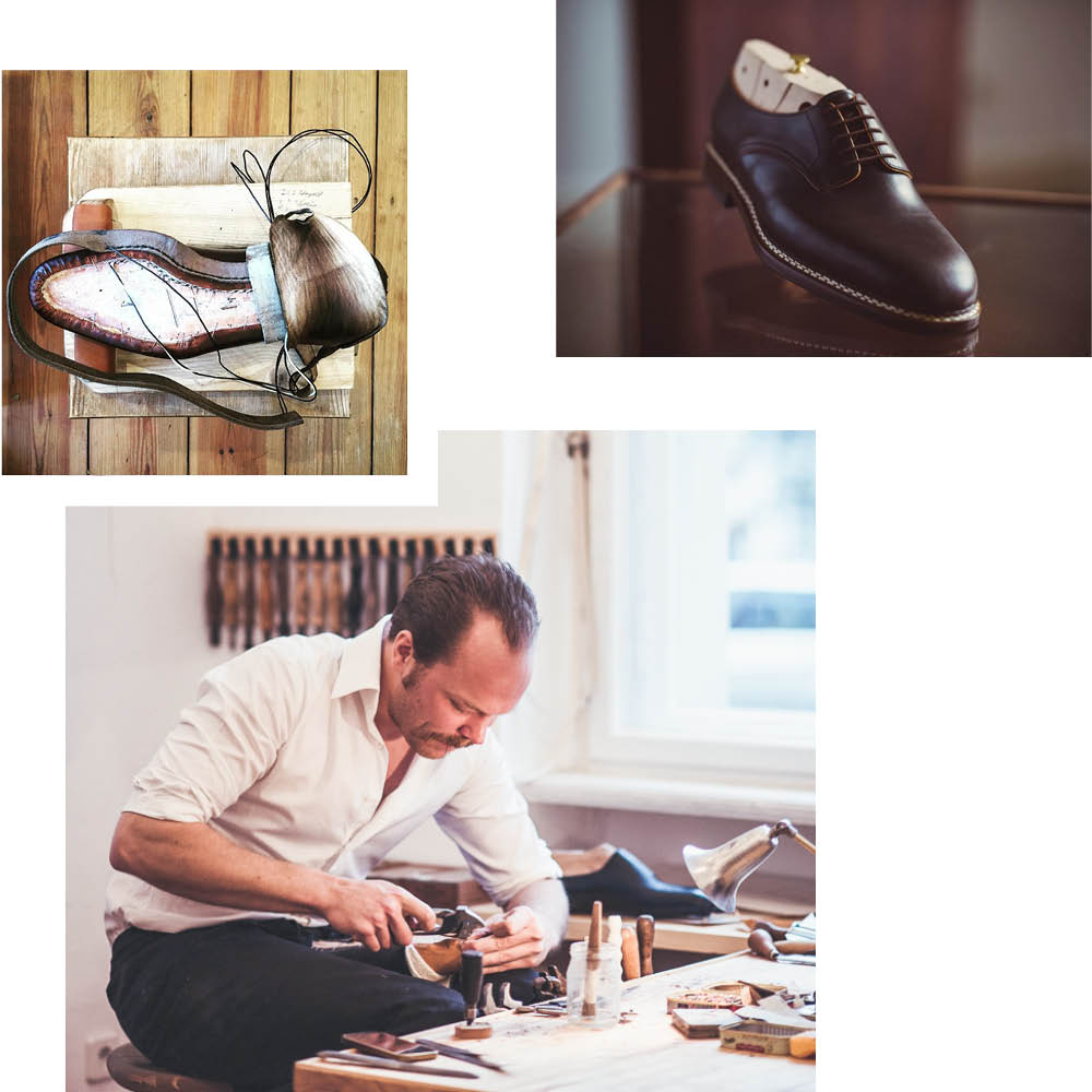 ANNA-LENA JEHLE RECOMMENDS: KORBINIAN LUDWIG HESS SHOES