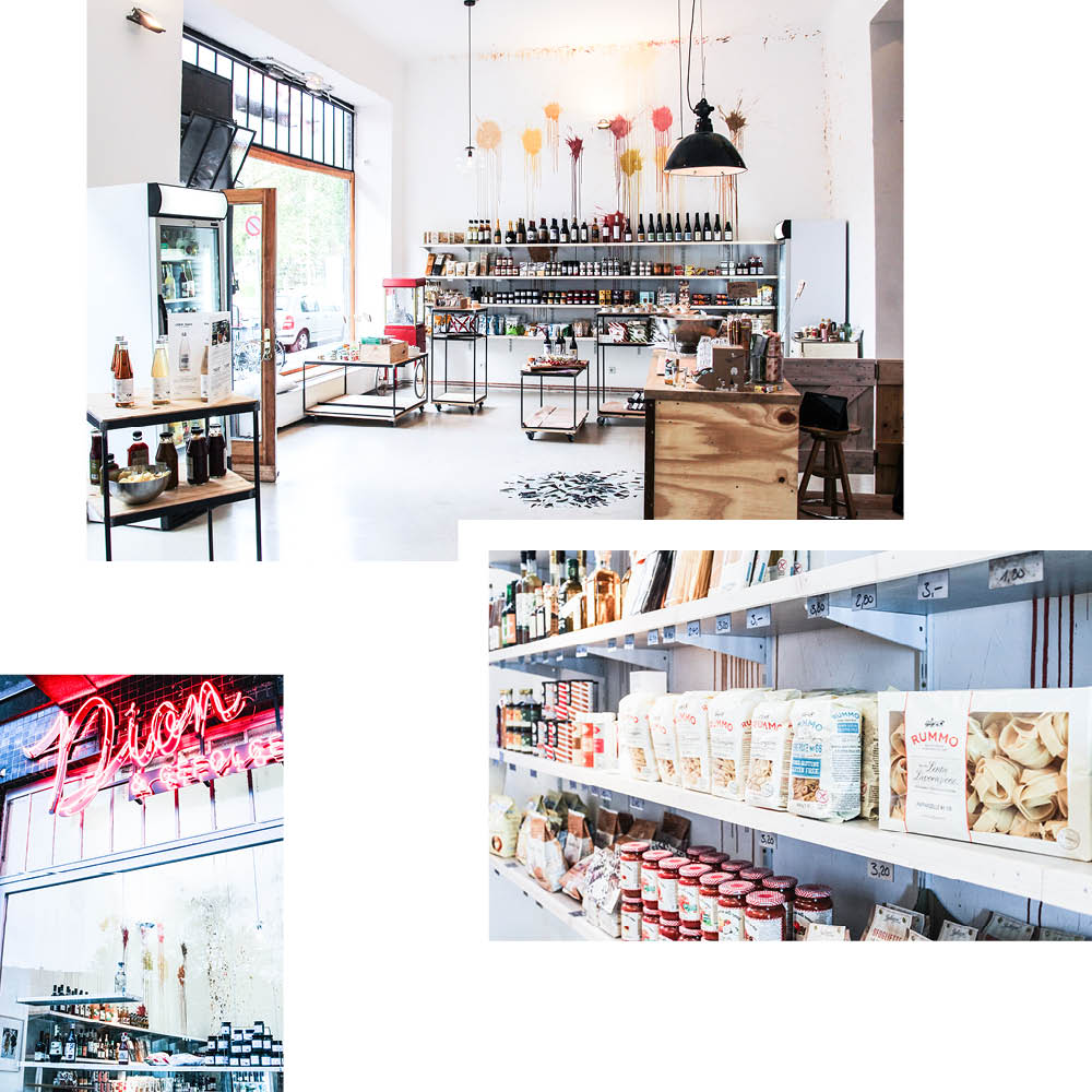 DION & GEFOLGE: WHEN CULINARY DELI MEETS CONVENIENCE STORE