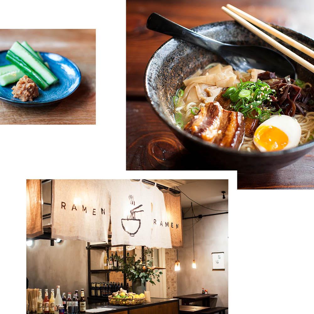 RAMEN X RAMEN: HEARTWARMING JAPANESE NOODLES FOR ALL SEASONS
