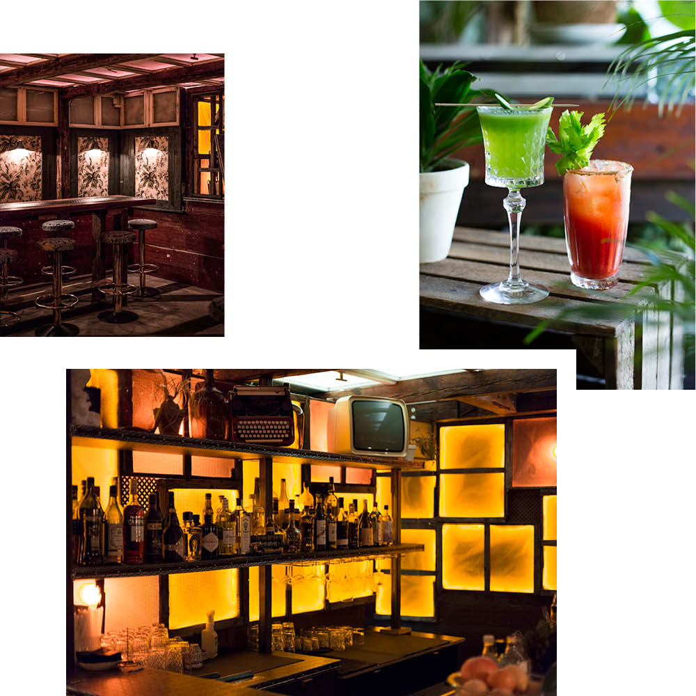 OLD FRIENDS, NEW SPACE: CELEBRATING SEVEN YEARS OF CEE CEE AT SMALL BAR