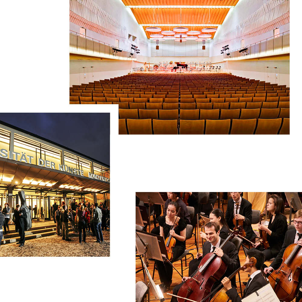 CRESCENDO — UDK BERLIN TAKES CLASSICAL TO NEW HEIGHTS