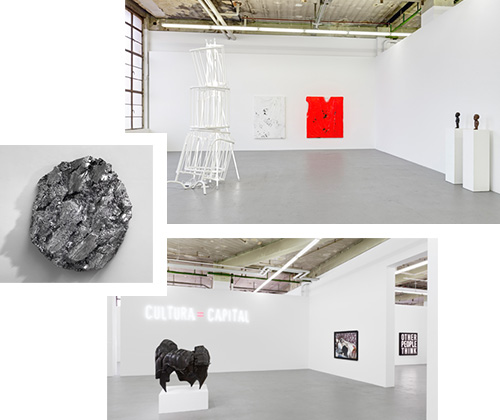 ART AT THE OSRAM BACKYARDS: COLLECTION WEMHÖNER ON SHOW