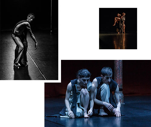 RETOUR — CONTEMPORARY DANCE PIECE BY LABORGRAS