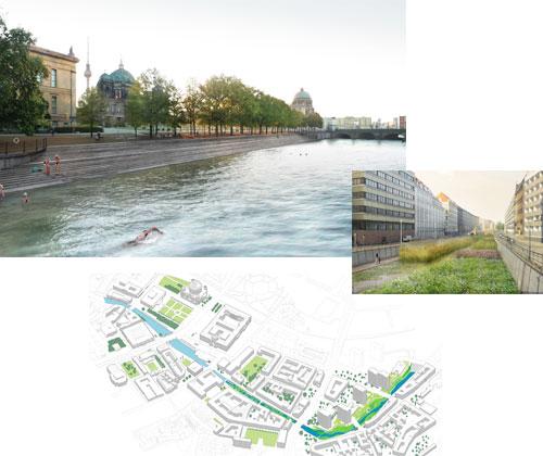 SCHWIMMEN IN DER SPREE — DAS PROJEKT FLUSSBAD BERLIN