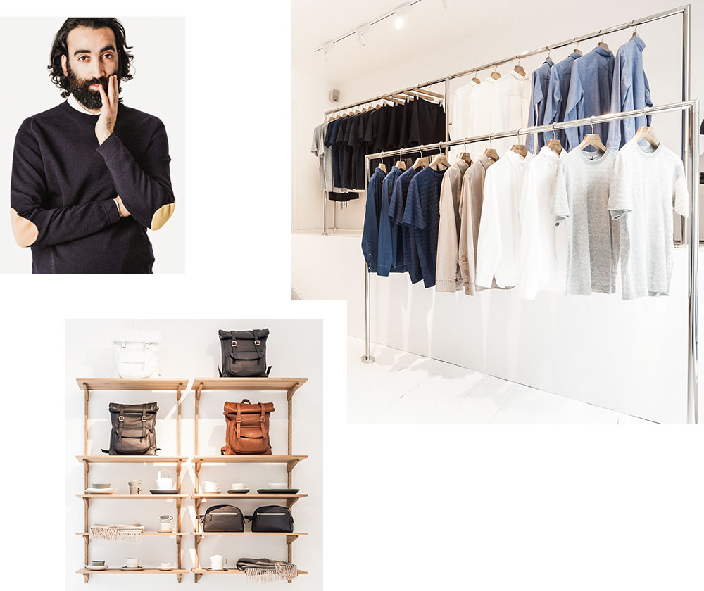 A KIND OF GUISE SHOP — A MUNICH FAVORITE NOW OPEN IN MITTE