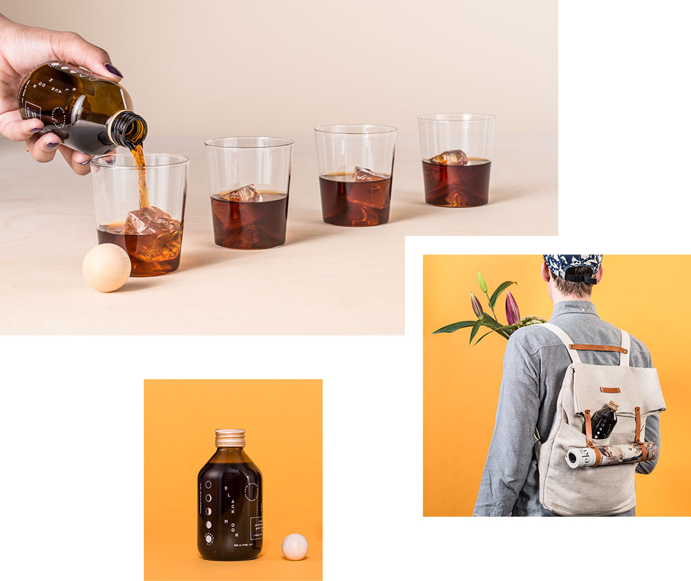 BLACK MOON — COLD BREW COFFEE BY GOOD SPIRITS