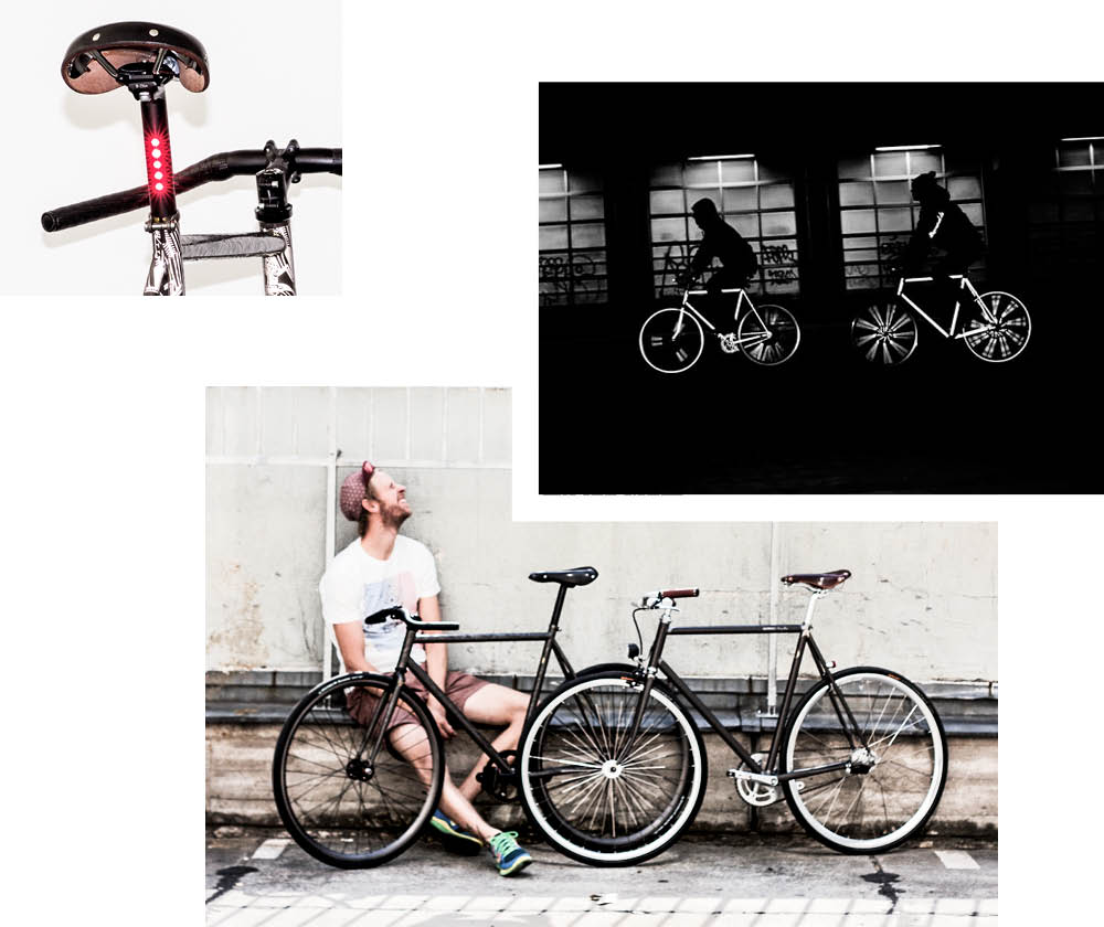 HAPPAREL BICYCLES: REFLECTIVE STICKERS FOR A SAFER RIDE