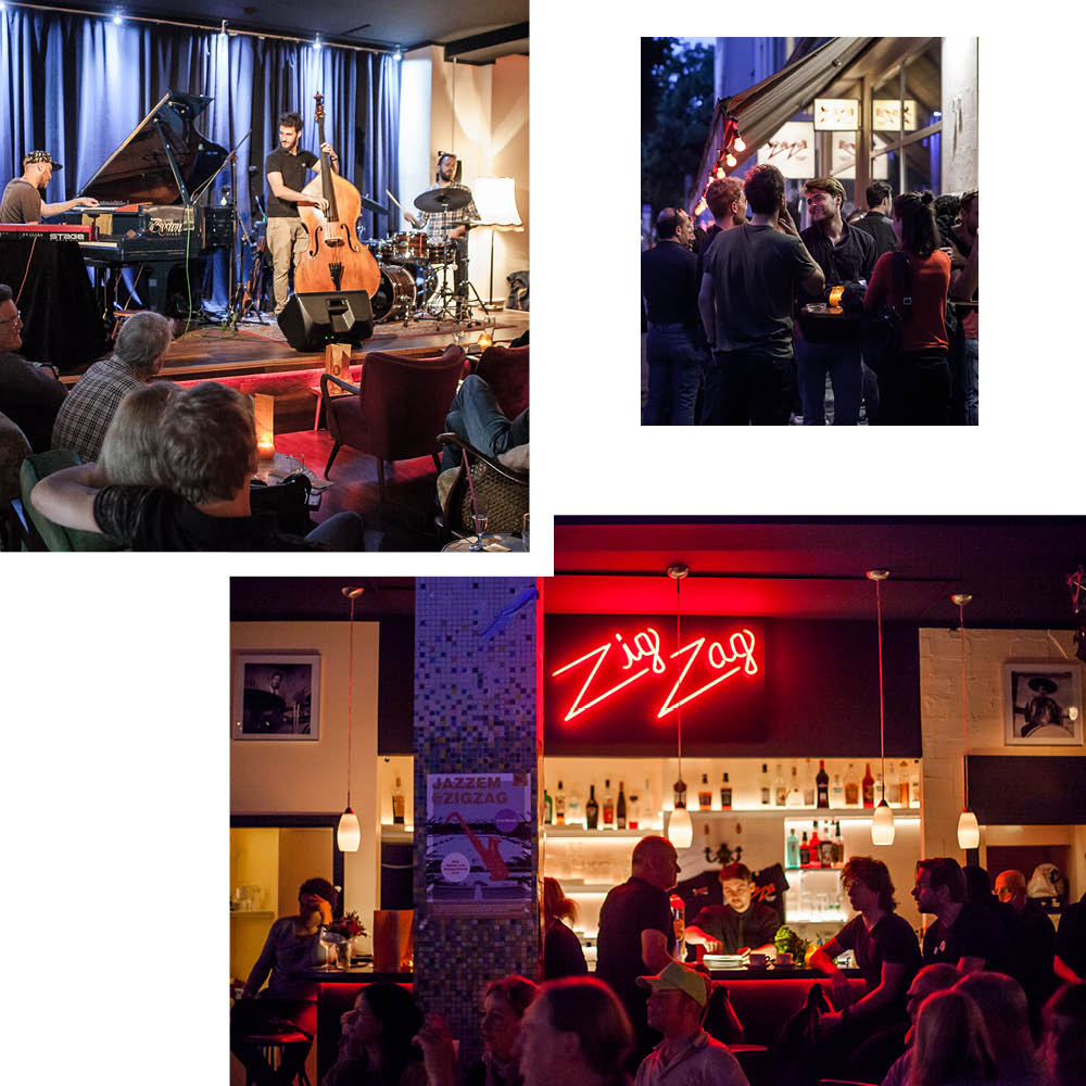 SARAH SEVER RECOMMENDS: ZIG ZAG JAZZ CLUB