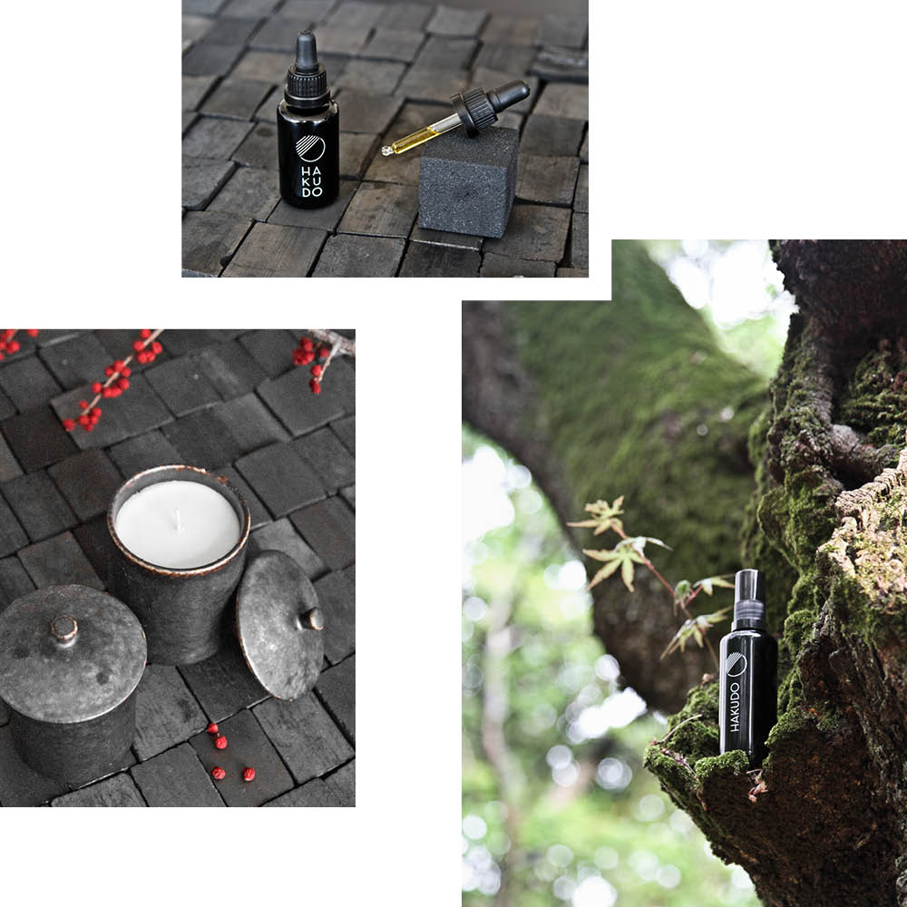 HAKUDO BY AIORO AIR: SCENTS FOR YOUR HOME