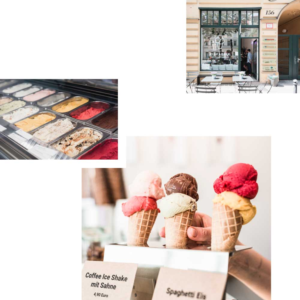 DREAMY ICE CREAM AND SWEETS: SÜßFEIN BERLIN