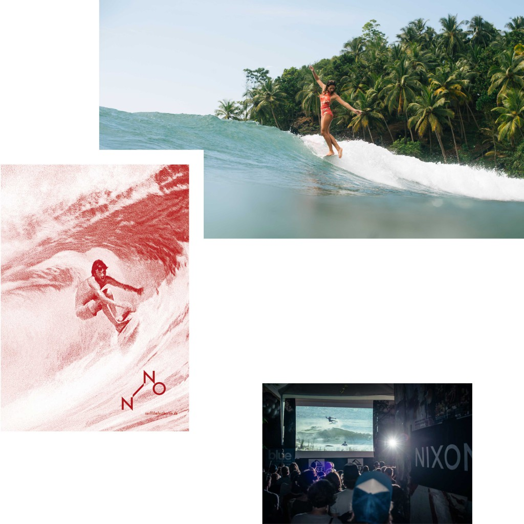 SHORTCUT TO THE BEACH:  NORD/NORDOST SURF FILM FEST