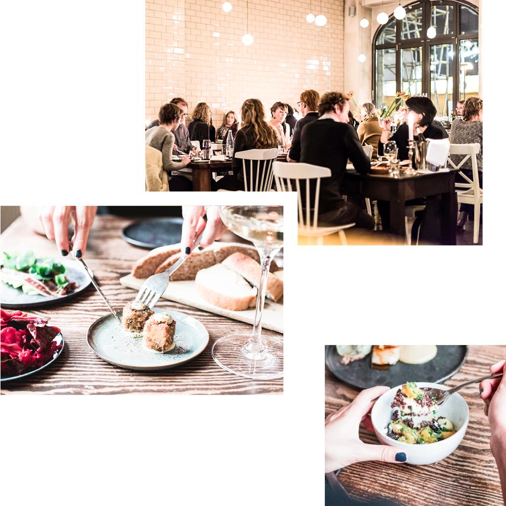 SIMPLY MODERN DINING — MICHELBERGER RESTAURANT