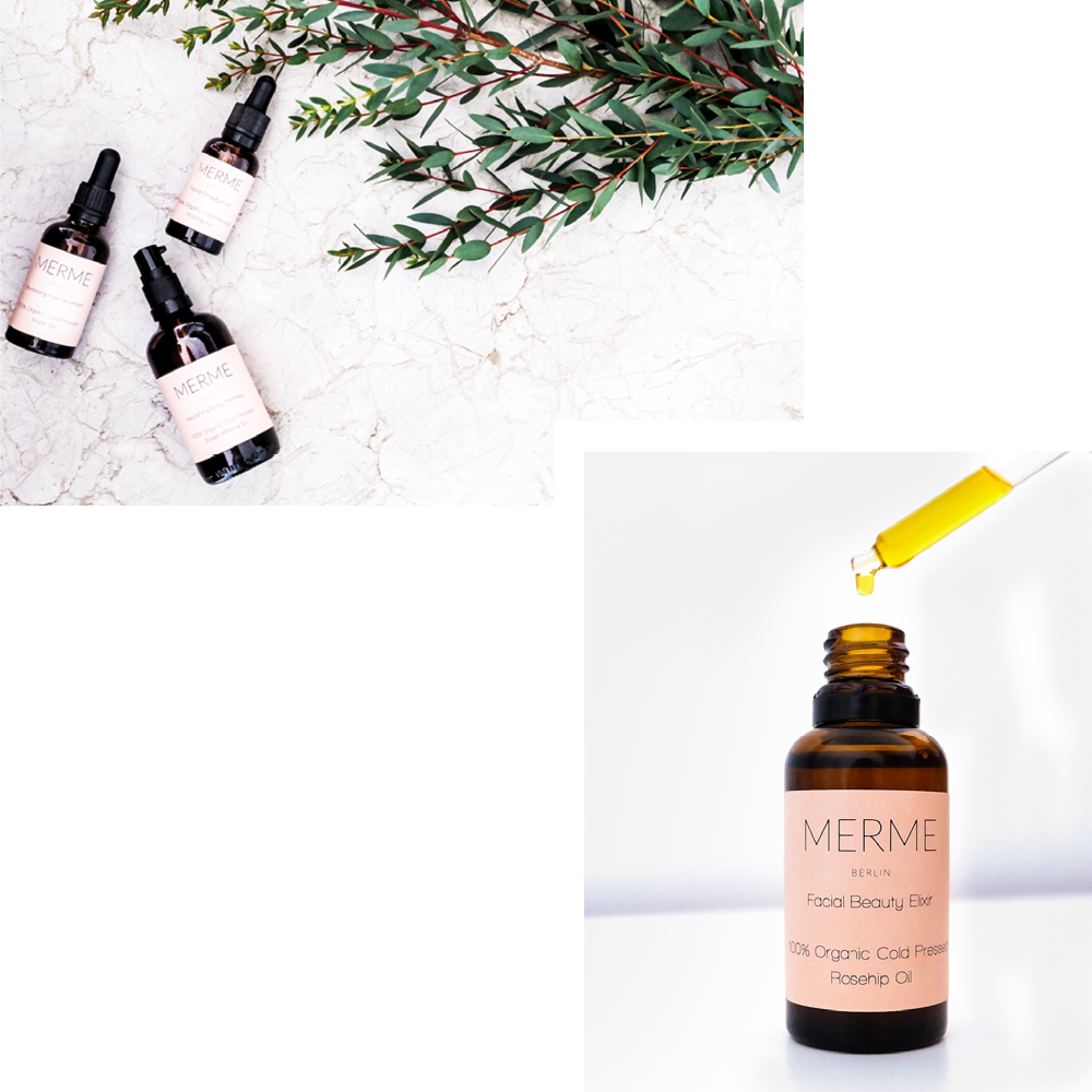 MERME — ONE-INGREDIENT NATURAL OILS FOR FACE & HAIR