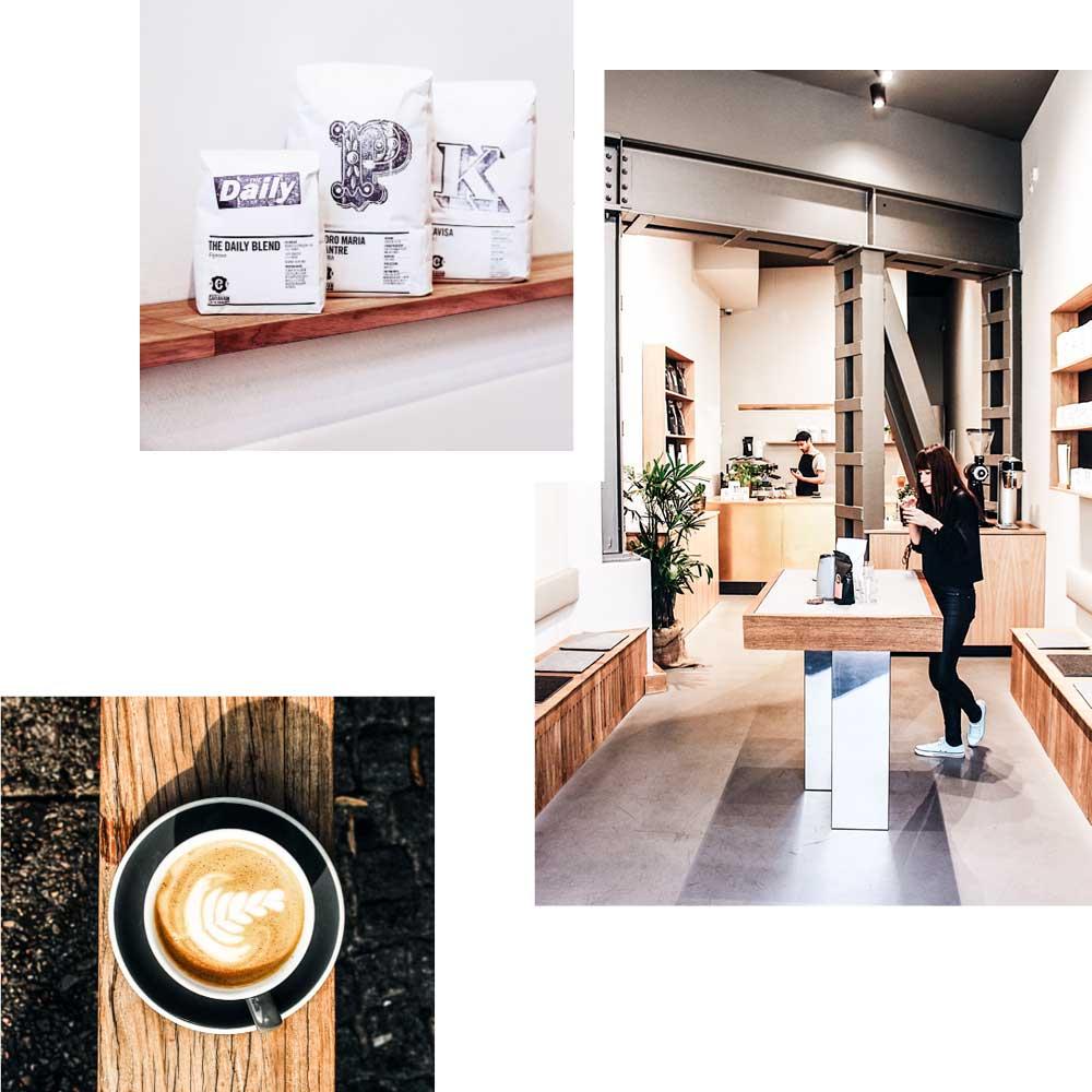 REFINERY SPECIALTY COFFEE: EXPERTISE RUND UM DIE BOHNE