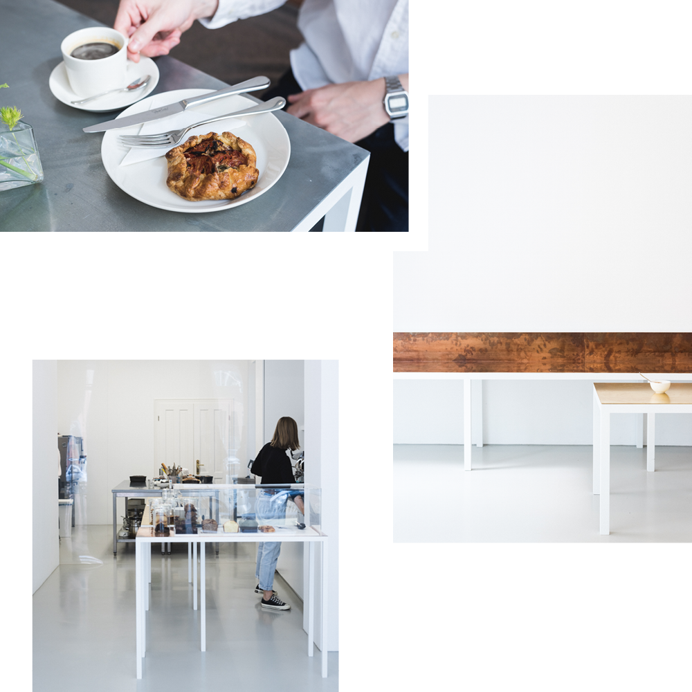 BLACK ISLE BAKERY — BACKKUNST IN MINIMALISTISCHEM INTERIEUR