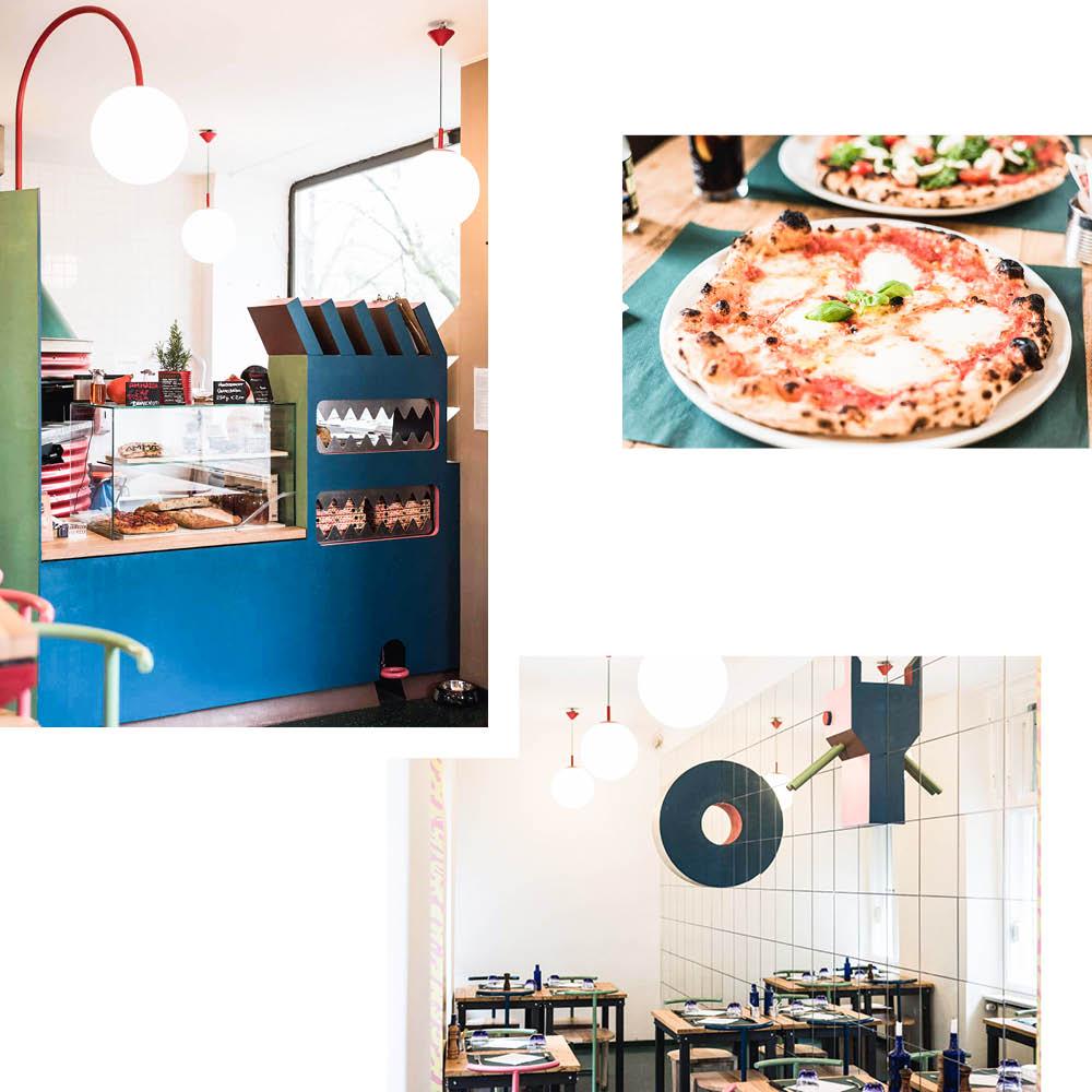 AMMAZZA CHE PIZZA: AN ITALIAN RESTAURANT WITH SPUNK