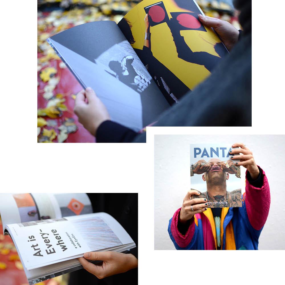 CREATIVE CULTURE MAKING A POSITIVE IMPACT: PANTA
