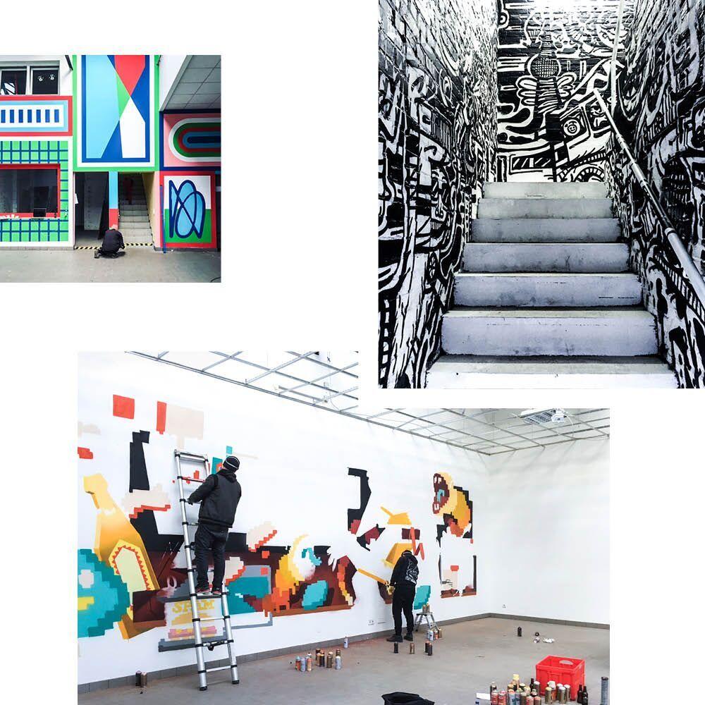 WANDELISM: EINE WOCHE STREET-ART VON BERLINER KÜNSTLERN