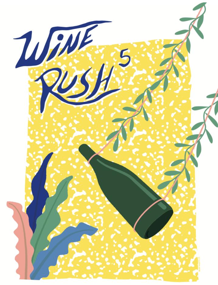 WINE RUSH — EUROPÄISCHE NATURWEINE ENTDECKEN