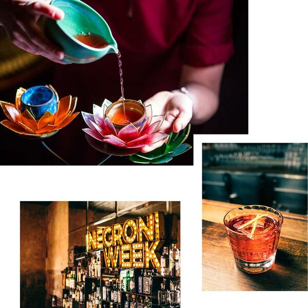 APERITIVO FOR A GOOD CAUSE: NEGRONI WEEK 2018