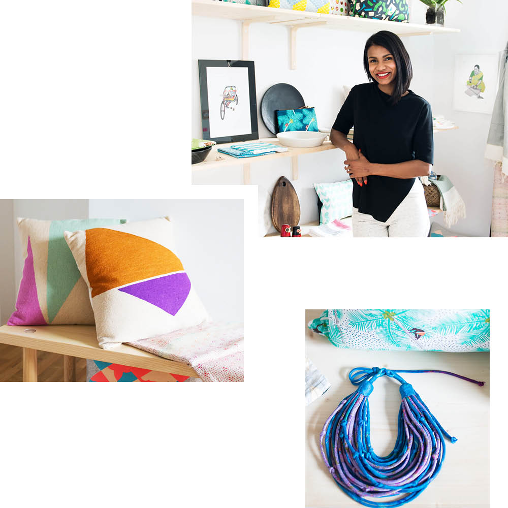 INDIAN GOODS CO. — HANDMADE DESIGNS FOR BRIGHTER HOMES