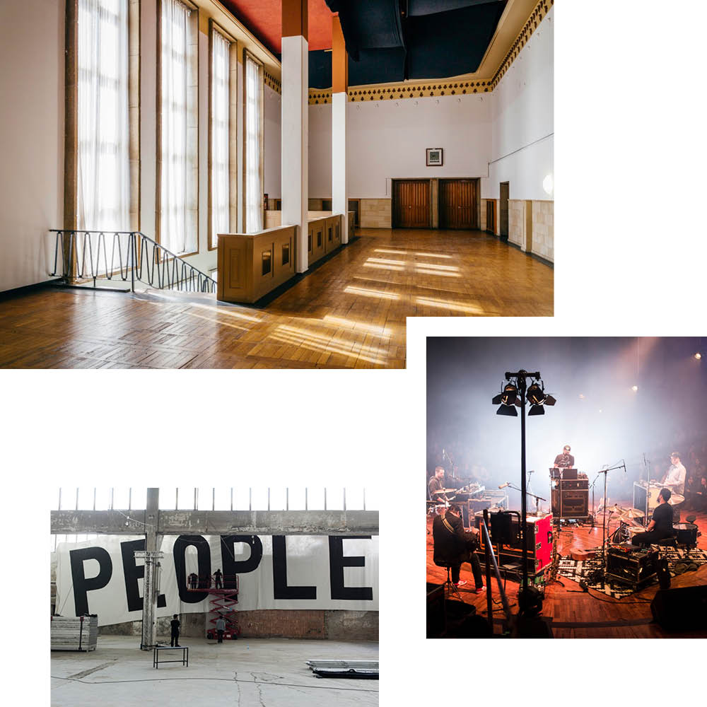 PEOPLE — THE MUSIC FESTIVAL FOR CREATIVE COLLABORATION