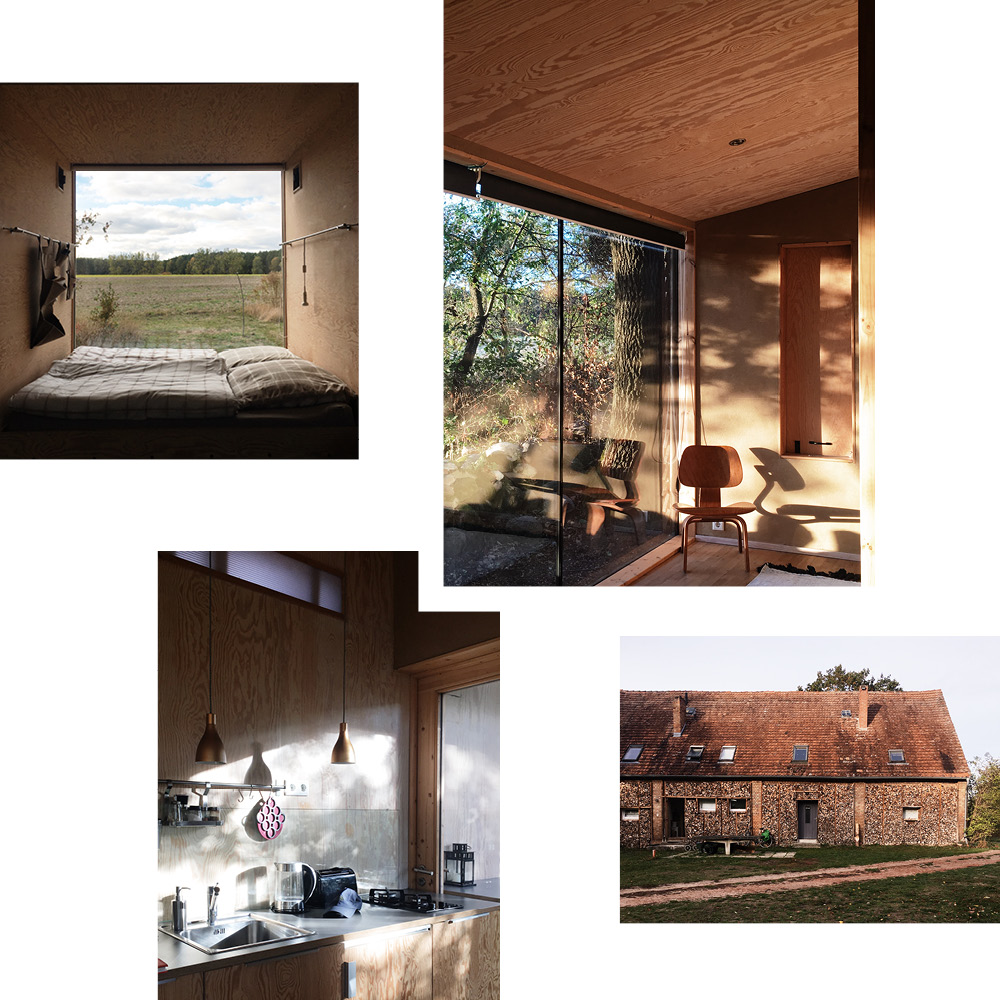 RE:HOF RUTENBERG — RETREAT TO THE SIMPLE LIFE IN BRANDENBURG