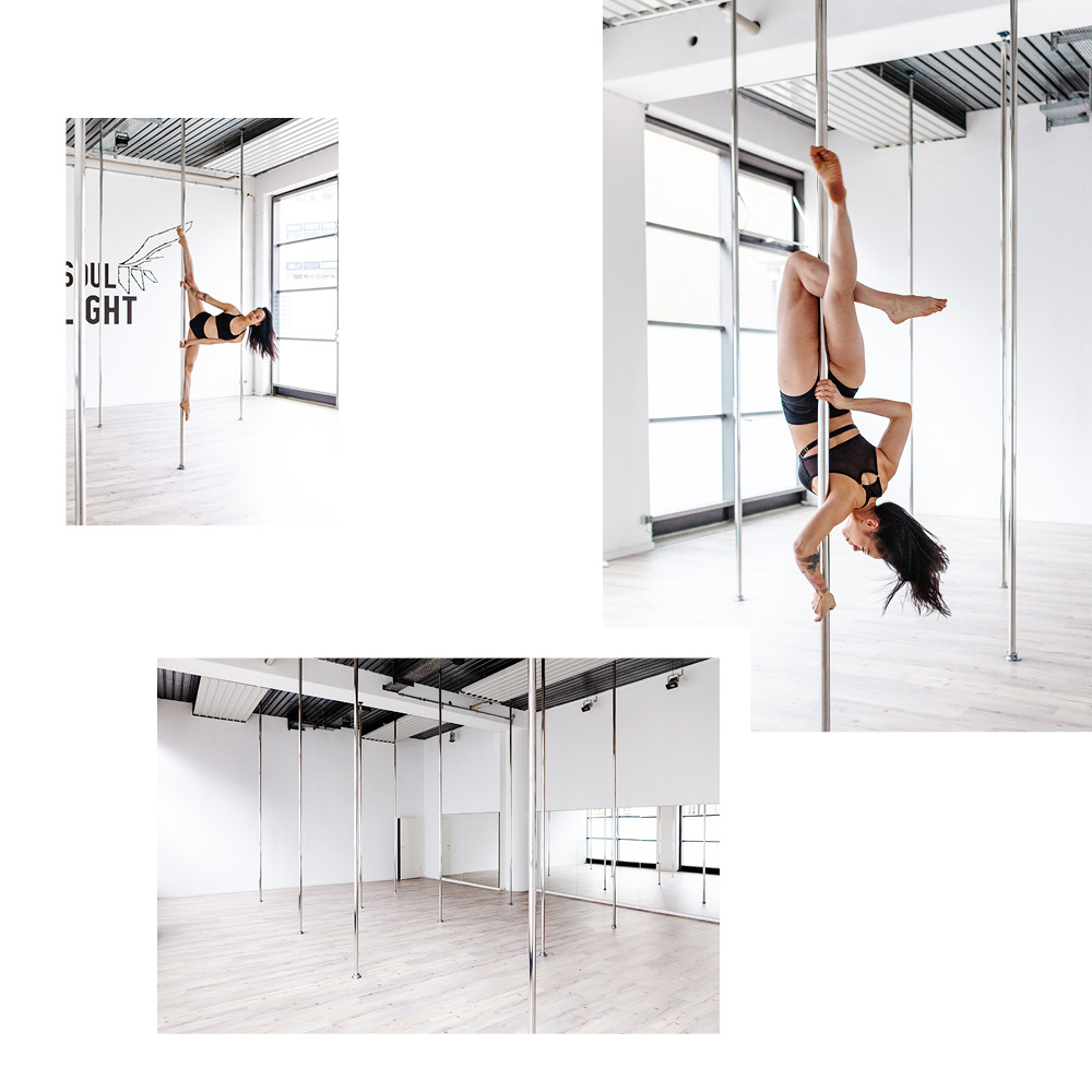 RUBINA SCHAFER RECOMMENDS: POLE DANCING AT SOUL FLIGHT STUDIO AND EXOTIC GENERATION