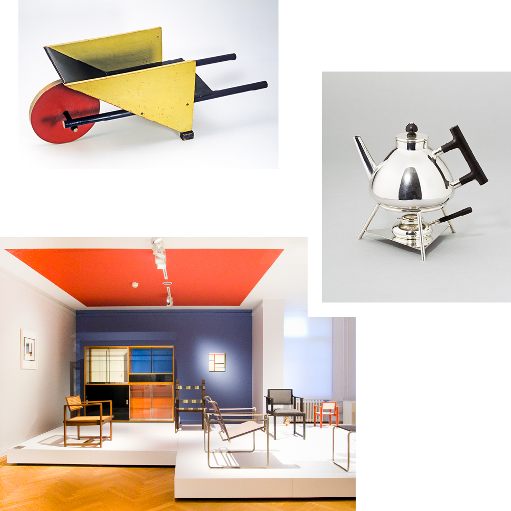 100 YEARS OF BAUHAUS: TACKLING MYTHS AT THE BRÖHAN MUSEUM